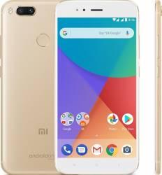 Telefon mobil Xiaomi Mi A1 64GB Dual SIM 4G Gold Telefoane Mobile
