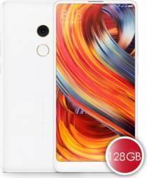 Telefon Mobil Xiaomi Mi Mix 2 128GB Dual Sim 8GB RAM White EU Telefoane Mobile