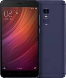 Telefon Mobil Xiaomi Redmi Note 4 Dual Sim 64GB 4G Blue