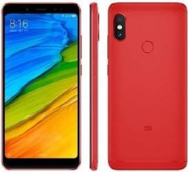 pret preturi Telefon mobil Xiaomi Redmi Note 5 32GB Dual Sim 4G Flame Red