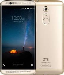 Telefon Mobil ZTE Axon 7 Mini 32GB Dual Sim 4G Ion Gold Telefoane Mobile