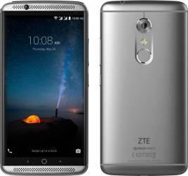 Telefon Mobil ZTE Axon 7 Mini 32GB Dual Sim 4G Platinum Grey Telefoane Mobile