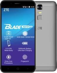 Telefon Mobil ZTE BLade A610 Plus 32GB Dual Sim 4G Grey Telefoane Mobile