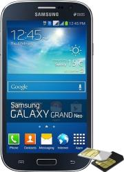 imagine Telefon Mobil Samsung Galaxy Grand Neo i9060 Black GRESIT gt-i9060mkdrom111