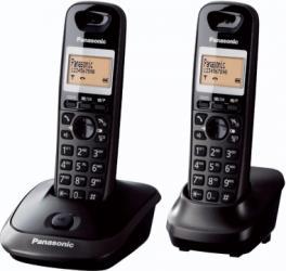 Telefon Panasonic Dect KX-TG2512 Black Telefoane