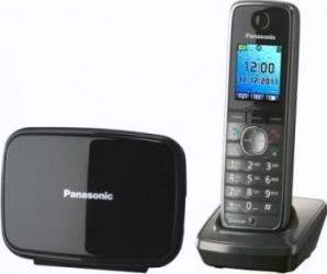 pret preturi Telefon Panasonic KX-TG8611FXM DECT Negru