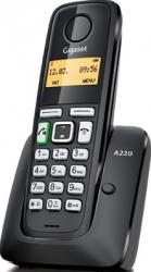 Telefon DECT Gigaset A220 Negru Telefoane