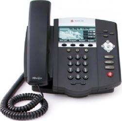 Telefon SIP Polycom SoundPoint IP 450 Telefoane