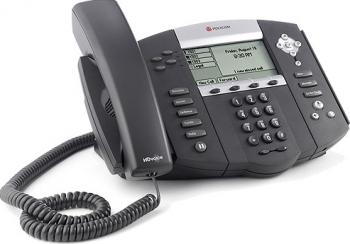 Telefon SIP Polycom SoundPoint IP 550 Telefoane