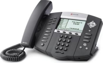 Telefon SIP Polycom SoundPoint IP 650 Telefoane