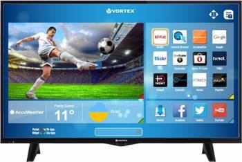 Televizor LED 101cm Vortex LEDV40V289S Full HD Smart TV Resigilat televizoare lcd led