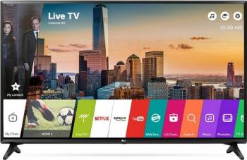 Televizor LED 108 cm LG 43LJ594V Full HD Smart TV Televizoare LCD LED