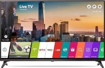 Televizor LED 123 cm LG 49LJ614V Full HD Smart TV