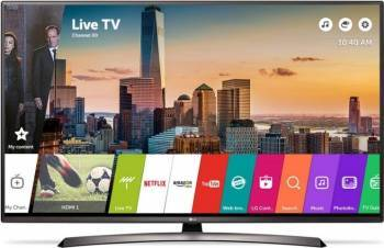 Televizor LED 123 cm LG 49LJ624V Full HD Smart TV