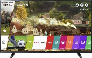 Televizor LED 108 cm LG 43UJ620V UHD 4K Smart Tv Televizoare LCD LED