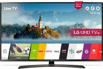Televizor LED 163 cm LG 65UJ634V 4K UHD Smart TV Televizoare LCD LED