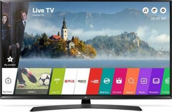 Televizor LED 139 cm LG 55UJ635V 4K UHD Smart TV Televizoare LCD LED