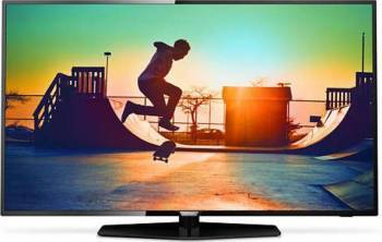 Televizor LED 108cm Philips 43PUT6162 4K UHD Smart TV Ultra Slim Televizoare LCD LED