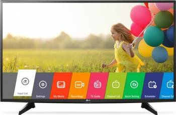 Televizor LED 108cm LG 43LH570V Full HD Smart TV Televizoare LCD LED