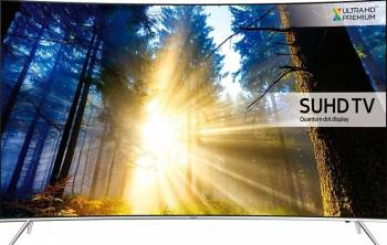 Televizor LED 109 cm Samsung 43KS7502 4K UHD Smart TV Curbat