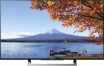 Televizor LED 108cm Sony 43XD8088 UHD 4K Smart TV Android Televizoare LCD LED