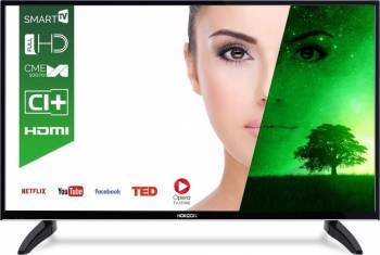 Televizor LED 109 cm Horizon 43HL7310F Full HD Smart Tv 3 ani garantie Televizoare LCD LED