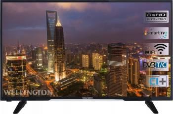 Televizor LED 109cm Wellington 43FHD279SW Full HD Smart TV Televizoare LCD LED