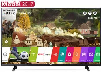 Televizor LED 123 cm LG 49UJ620V UHD 4K Smart Tv Televizoare LCD LED