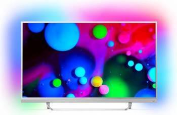 Televizor LED 123 cm Philips 49PUS6482 4K UHD Smart Tv Android Televizoare LCD LED