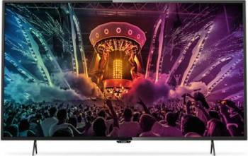 Televizor LED 139 cm Philips 55PUS6101 4K UHD Smart TV