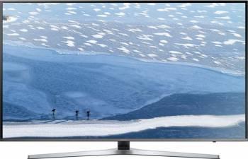 Televizor LED 138 cm Samsung 55KU6472 4K UHD Smart TV Televizoare LCD LED