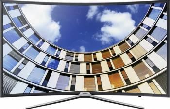 Televizor LED 123 cm Samsung 49M6302 Full HD Smart TV Curbat