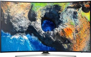 Televizor LED 163 cm Samsung 65MU6272 4K UHD Smart TV Curbat Televizoare LCD LED