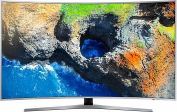 Televizor LED 138 cm Samsung 55MU6502 4K UHD Smart TV Curbat Televizoare LCD LED