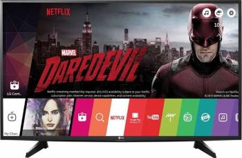 Televizor LED 123cm LG 49LH570V Full HD Smart TV
