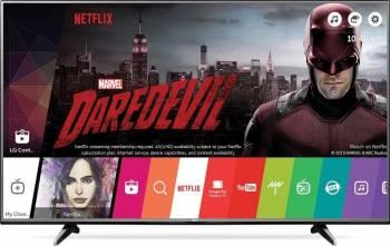 Televizor LED 123cm LG 49UH603V UHD 4K Smart TV
