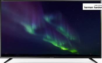 Televizor LED 123cm Sharp LC-49CUG8052E UHD 4K Smart TV Resigilat televizoare lcd led