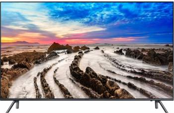Televizor LED 138cm Samsung 55MU7072 4K UHD Smart TV Televizoare LCD LED