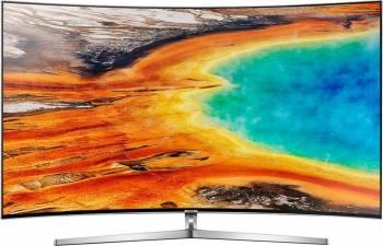 Televizor LED 163 cm Samsung 65MU9002 4K UHD Smart TV Curbat Televizoare LCD LED