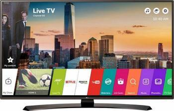 Televizor LED 139 cm LG 55LJ625V Full HD Smart TV Televizoare LCD LED