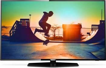Televizor LED 139cm Philips 55PUT6162 4K UHD Smart TV Televizoare LCD LED