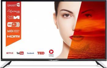 Televizor LED 140 cm Horizon 55HL7510U 4K UHD Smart Tv 3 ani garantie Televizoare LCD LED