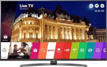 Televizor LED 140 cm LG 55UH661V 4K UHD Smart Tv Televizoare LCD LED