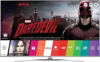 Televizor LED 152 cm LG 60UH7707 4K UHD Smart Tv Magic Remote Inclusa