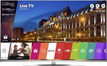 Televizor LED 152 cm LG 60UH8507 4K UHD Smart Tv 3D Ultraslim Televizoare LCD LED
