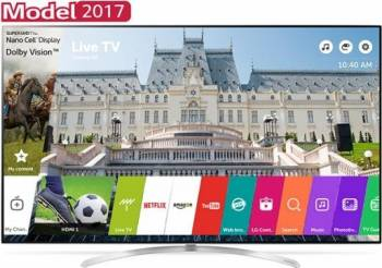 Televizor LED 163 cm LG 65SJ950V 4K SUHD Smart TV Televizoare LCD LED
