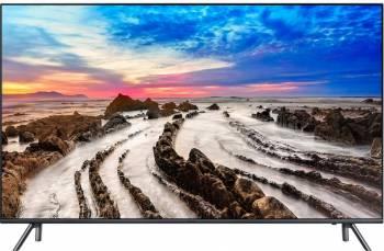 Televizor LED 163 cm Samsung 65MU7072 4K UHD Smart TV Televizoare LCD LED