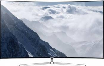 Televizor LED 165 cm Samsung 65KS9002 4K SUHD Smart TV Curbat Televizoare LCD LED