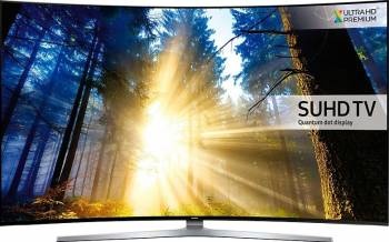 Televizor LED 165 cm Samsung 65KS9502 4K SUHD Smart TV Ecran curbat