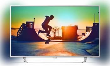 Televizor LED 164cm Philips 65PUS6412 4K UHD Smart Tv Android Televizoare LCD LED
